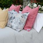 Accent Cushions - Fuschia